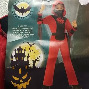 Child's dragon ninja jumpsuit